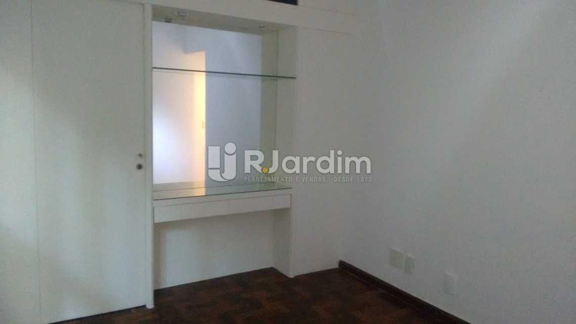 quarto  - Apartamento PARA ALUGAR, Leblon, Rio de Janeiro, RJ - LAAP40522 - 13
