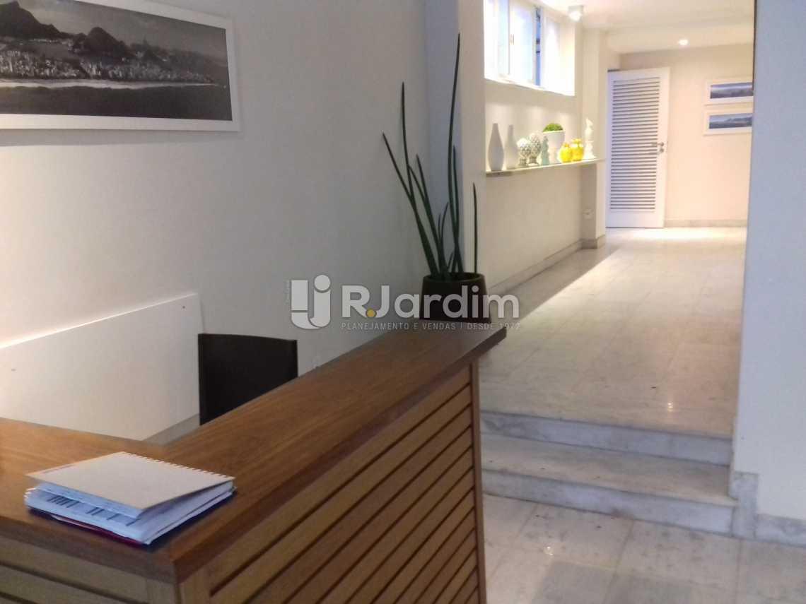 Portaria 24 horas - Apartamento À VENDA, Leblon, Rio de Janeiro, RJ - LAAP31217 - 10