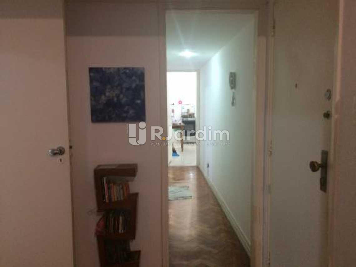 circulação - Apartamento 3 quartos à venda Ipanema, Zona Sul,Rio de Janeiro - R$ 2.200.000 - LAAP31223 - 5