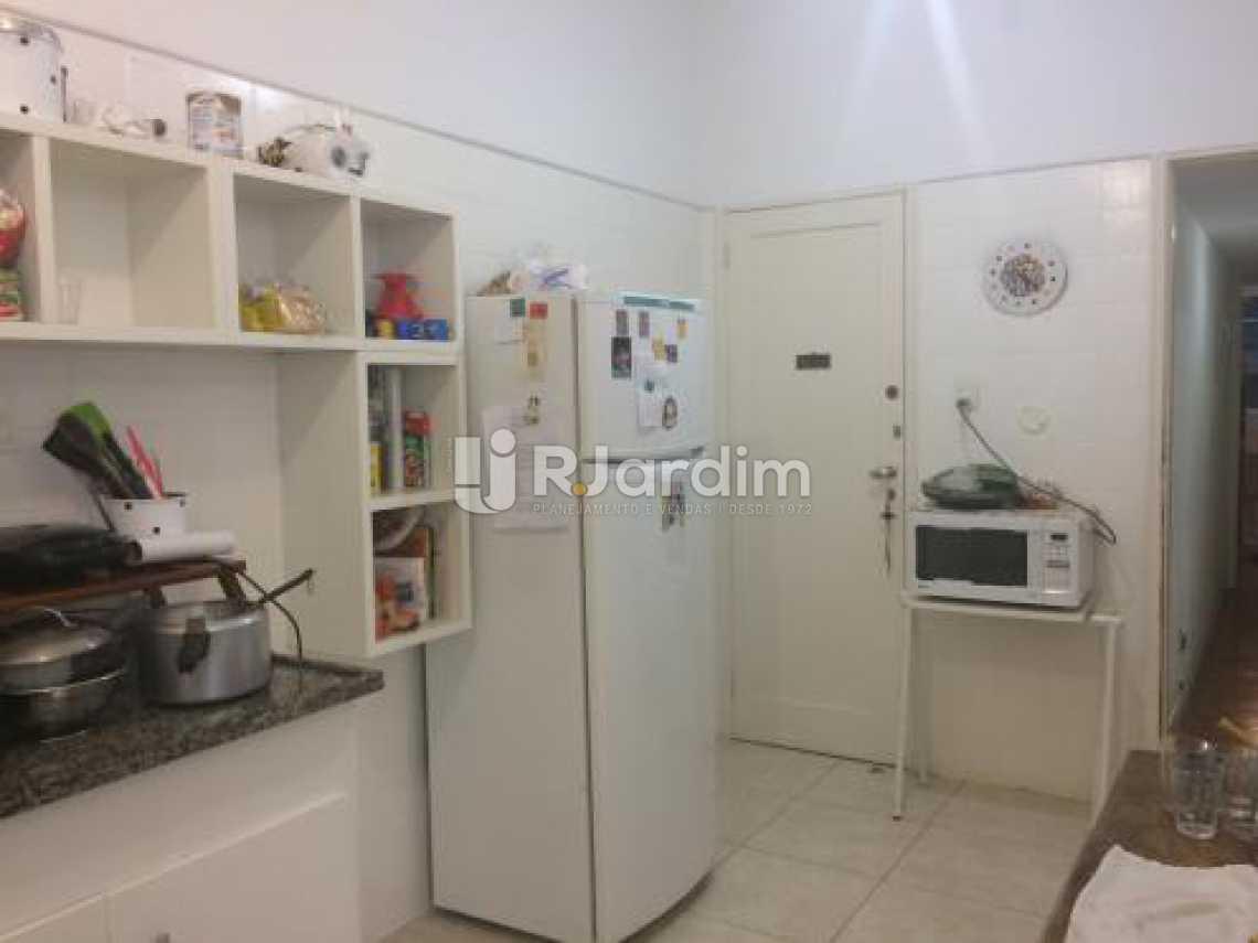 cozinha - Apartamento À VENDA, Ipanema, Rio de Janeiro, RJ - LAAP31223 - 16