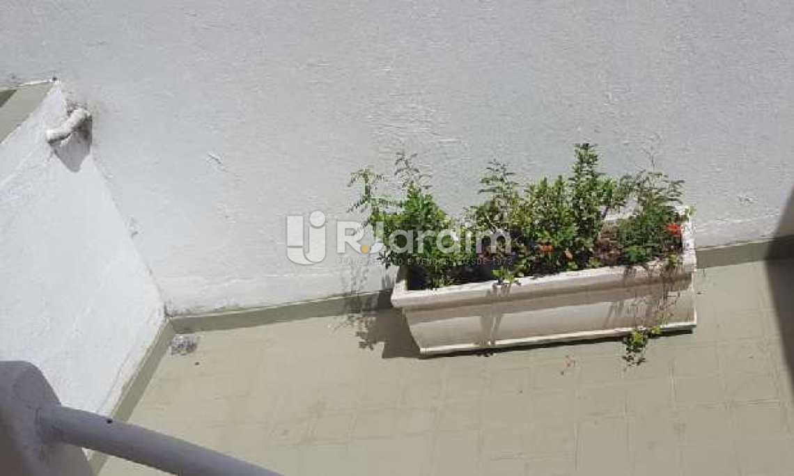 Área externa - Apartamento À VENDA, Ipanema, Rio de Janeiro, RJ - LAAP31223 - 17