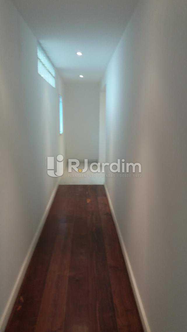 Corredor sala para íntima - Apartamento À VENDA, Copacabana, Rio de Janeiro, RJ - LAAP31231 - 13