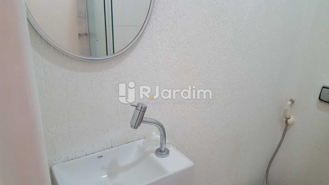 Banheiro social - Aluguel Cobertura Botafogo 3 Quartos - LACO30172 - 6