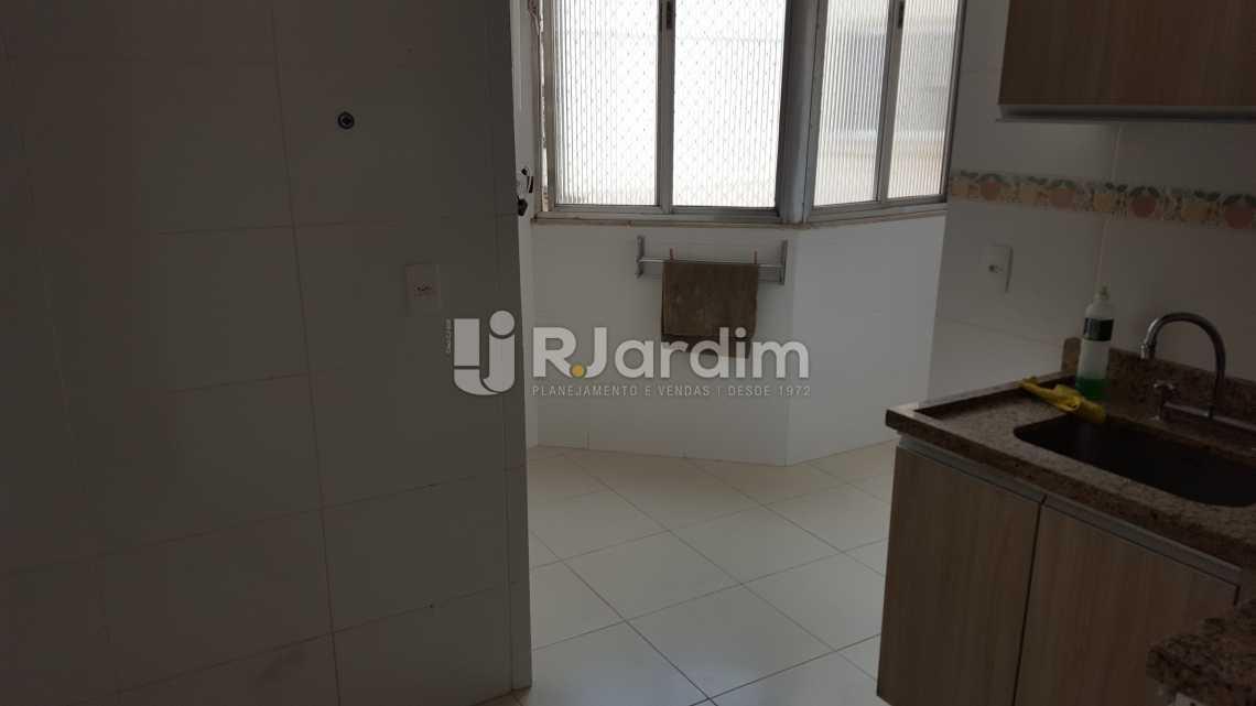 Cozinha - Aluguel Cobertura Botafogo 3 Quartos - LACO30172 - 26
