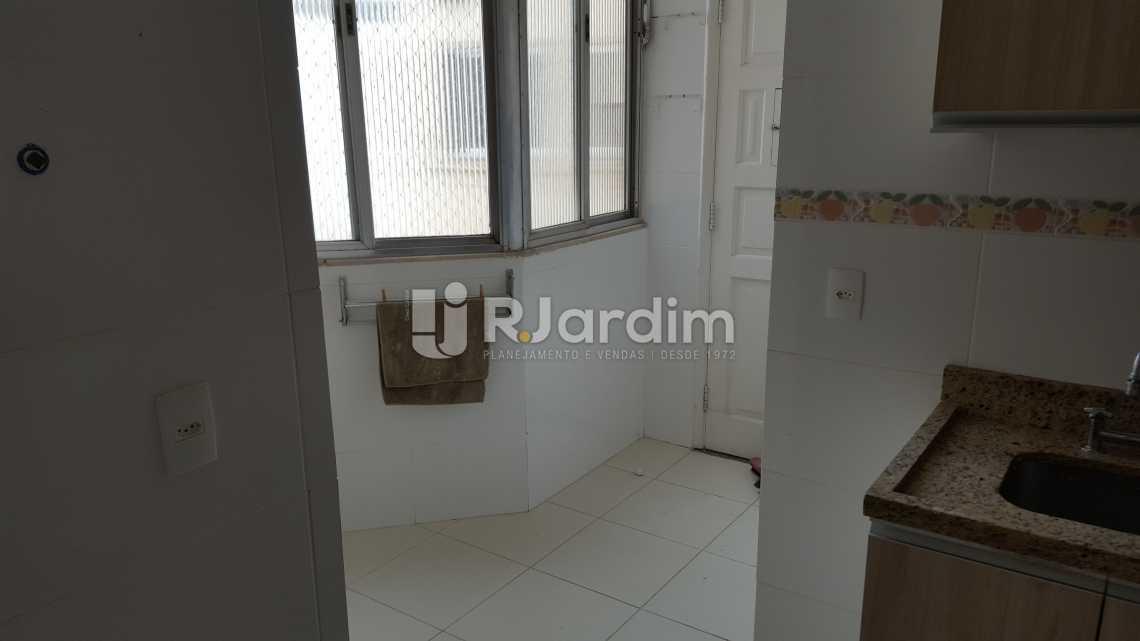 Cozinha - Aluguel Cobertura Botafogo 3 Quartos - LACO30172 - 27