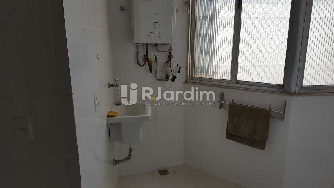 Área de serviço - Aluguel Cobertura Botafogo 3 Quartos - LACO30172 - 28