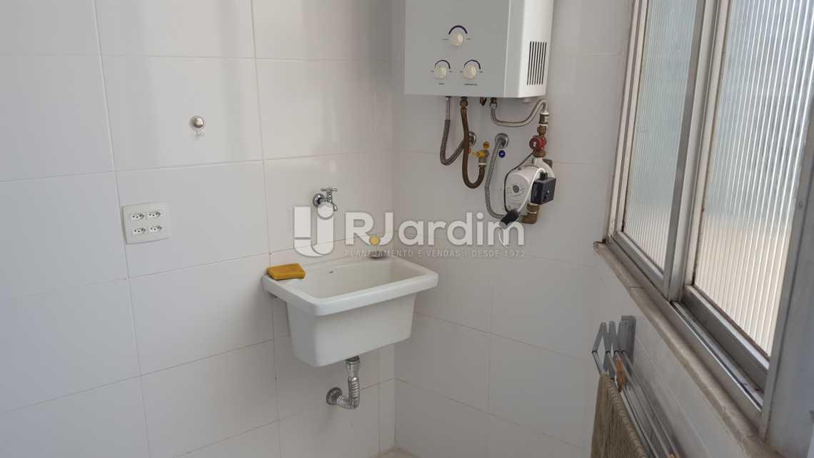 Área de serviço - Aluguel Cobertura Botafogo 3 Quartos - LACO30172 - 29