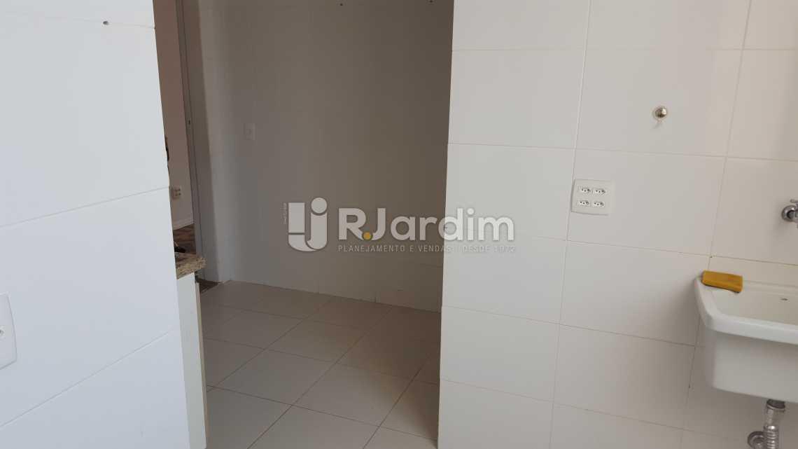 Área de serviço - Aluguel Cobertura Botafogo 3 Quartos - LACO30172 - 30