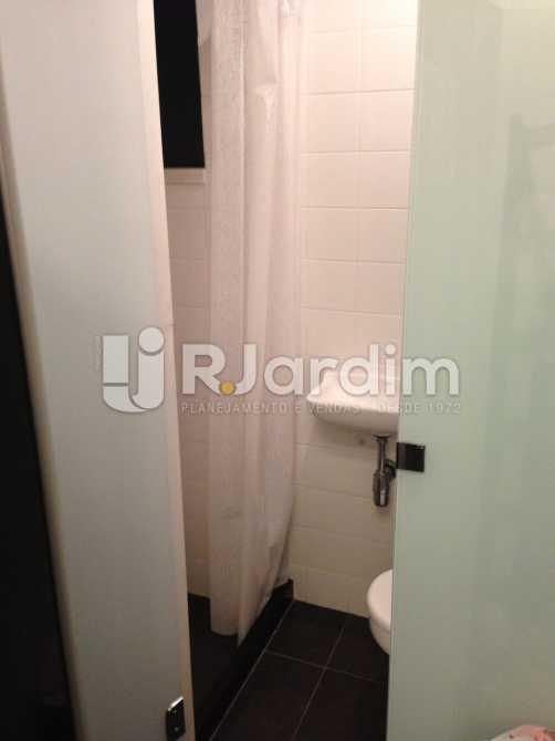 banheiro de empregada - Apartamento Residencial Copacabana - LAAP31241 - 24