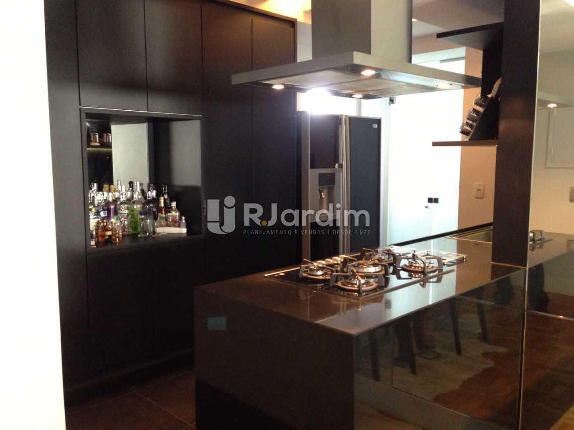 Entrada da Cozinha - Apartamento Residencial Copacabana - LAAP31241 - 12