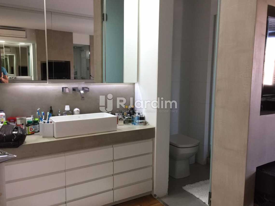 Entrada da suite - Apartamento Residencial Copacabana - LAAP31241 - 18
