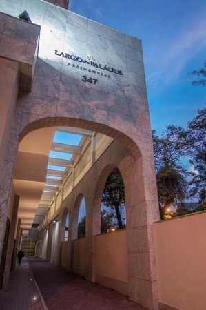 largodospalaciosbotafogo 3 - Apartamento 3 quartos à venda Botafogo, Zona Sul,Rio de Janeiro - R$ 1.200.000 - LAAP31242 - 3