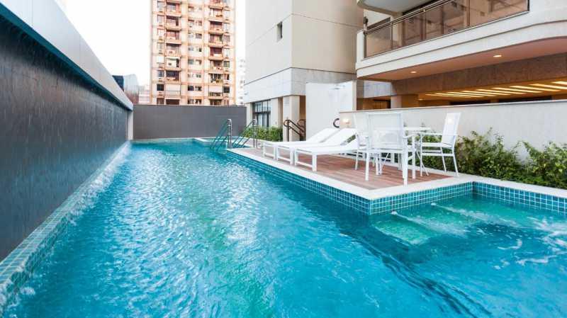 largodospalaciosbotafogo 4 - Apartamento 3 quartos à venda Botafogo, Zona Sul,Rio de Janeiro - R$ 1.200.000 - LAAP31242 - 4