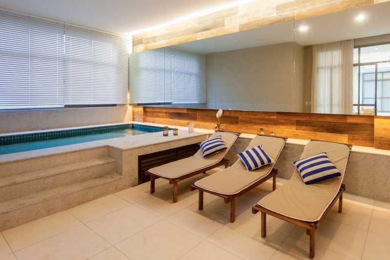 largodospalaciosbotafogo 5 - Apartamento 3 quartos à venda Botafogo, Zona Sul,Rio de Janeiro - R$ 1.200.000 - LAAP31242 - 5