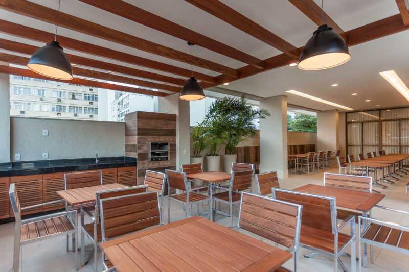 largodospalaciosbotafogo 11 - Apartamento 3 quartos à venda Botafogo, Zona Sul,Rio de Janeiro - R$ 1.200.000 - LAAP31242 - 11