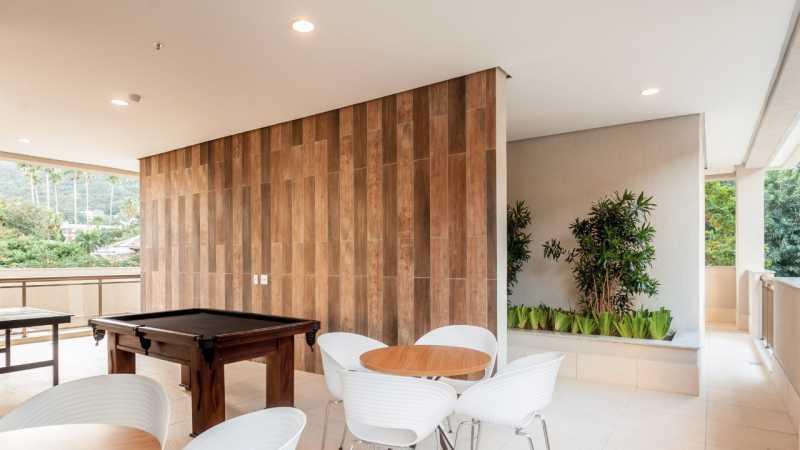 largodospalaciosbotafogo 12 - Apartamento 3 quartos à venda Botafogo, Zona Sul,Rio de Janeiro - R$ 1.200.000 - LAAP31242 - 12