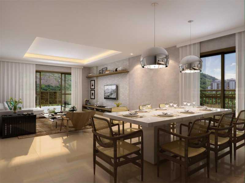 largodospalaciosbotafogo 13 - Apartamento 3 quartos à venda Botafogo, Zona Sul,Rio de Janeiro - R$ 1.200.000 - LAAP31242 - 13