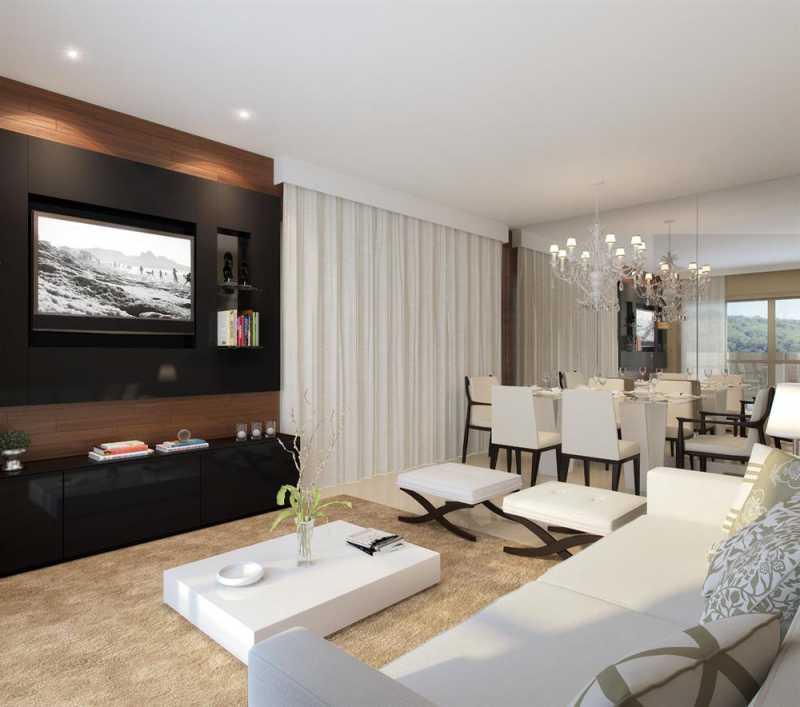 largodospalaciosbotafogo 16 - Apartamento 3 quartos à venda Botafogo, Zona Sul,Rio de Janeiro - R$ 1.200.000 - LAAP31242 - 16