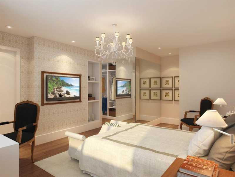 largodospalaciosbotafogo 20 - Apartamento 3 quartos à venda Botafogo, Zona Sul,Rio de Janeiro - R$ 1.200.000 - LAAP31242 - 20