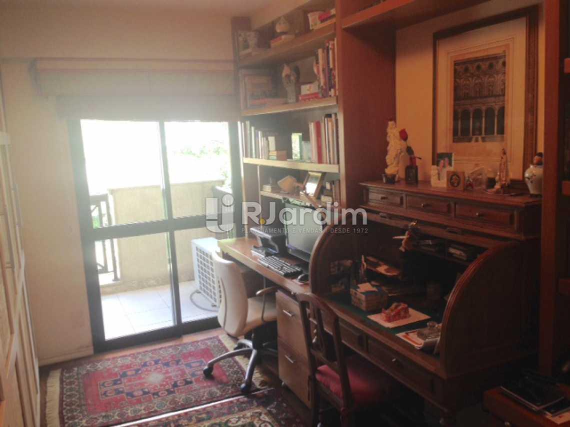 Quarto - Apartamento À Venda - Lagoa - Rio de Janeiro - RJ - LAAP31249 - 4