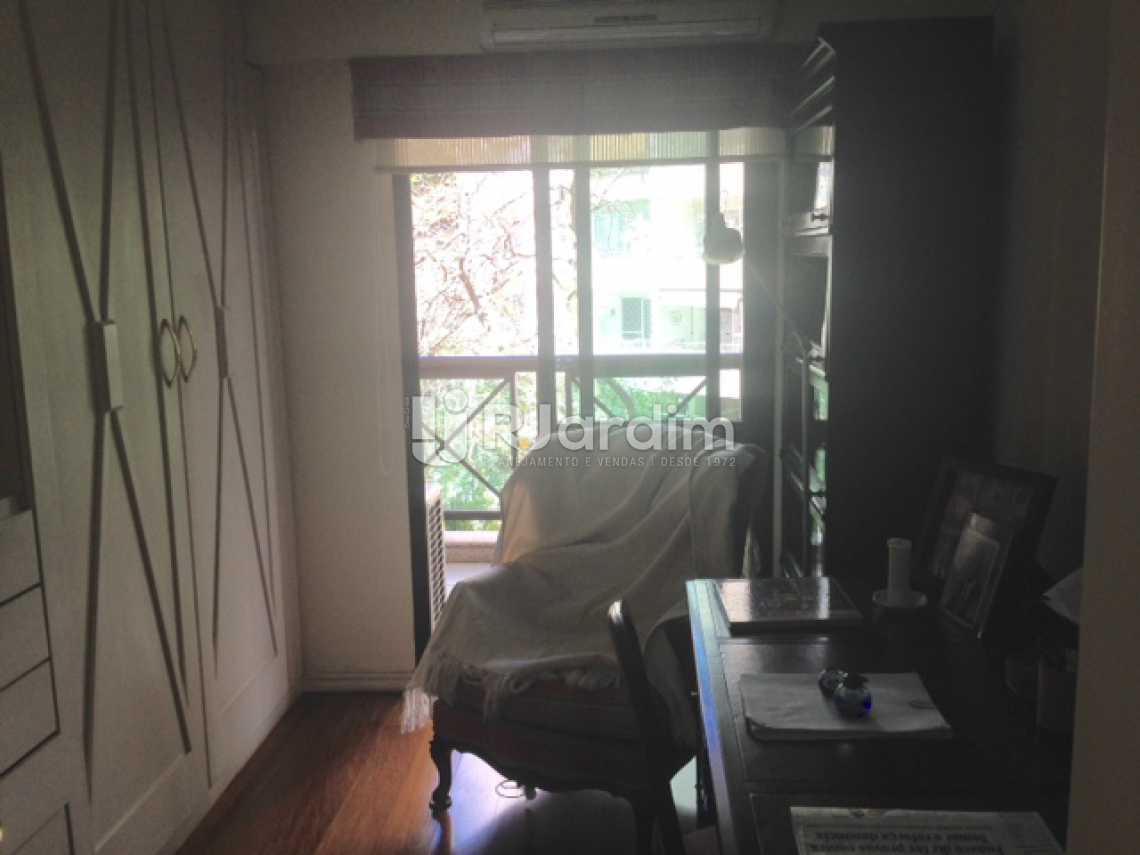 Quarto - Apartamento À Venda - Lagoa - Rio de Janeiro - RJ - LAAP31249 - 5