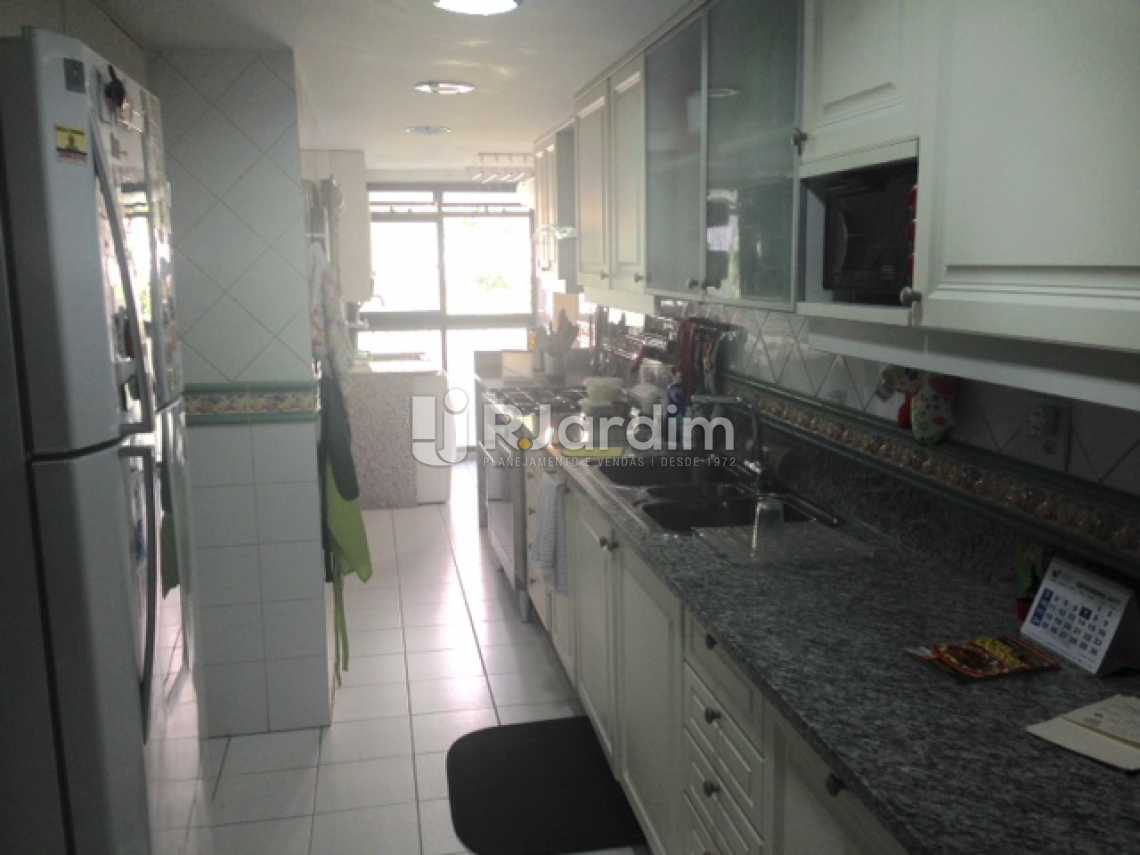 Copa-cozinha - Apartamento À Venda - Lagoa - Rio de Janeiro - RJ - LAAP31249 - 7