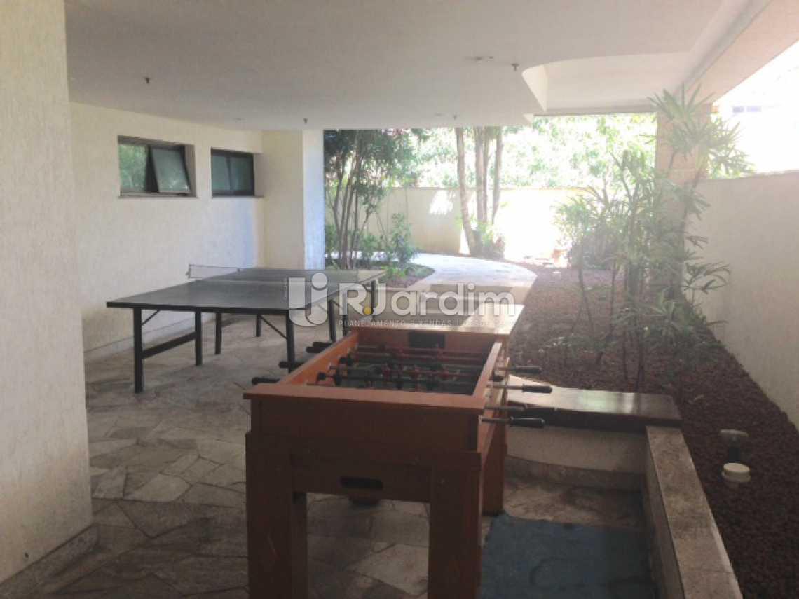 Jogos - Apartamento À Venda - Lagoa - Rio de Janeiro - RJ - LAAP31249 - 11