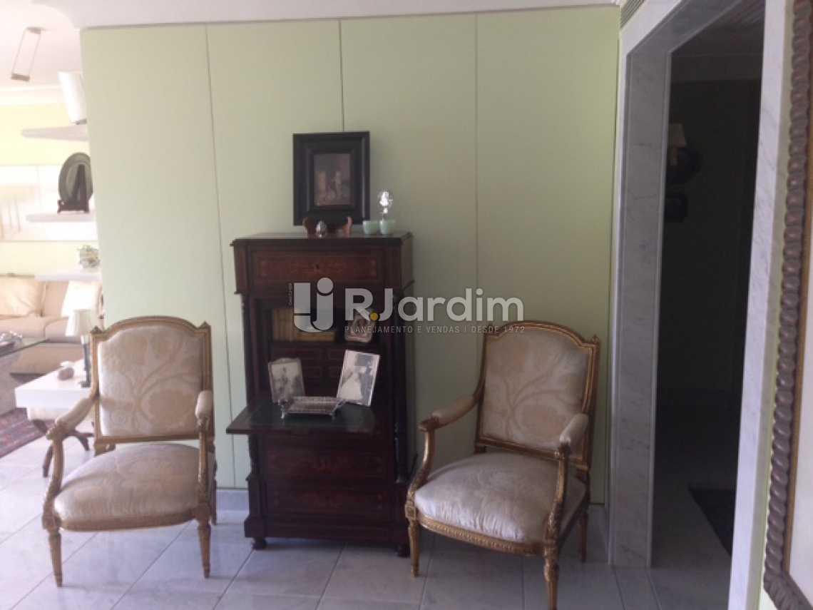 Salão - Apartamento À Venda - Lagoa - Rio de Janeiro - RJ - LAAP31249 - 12