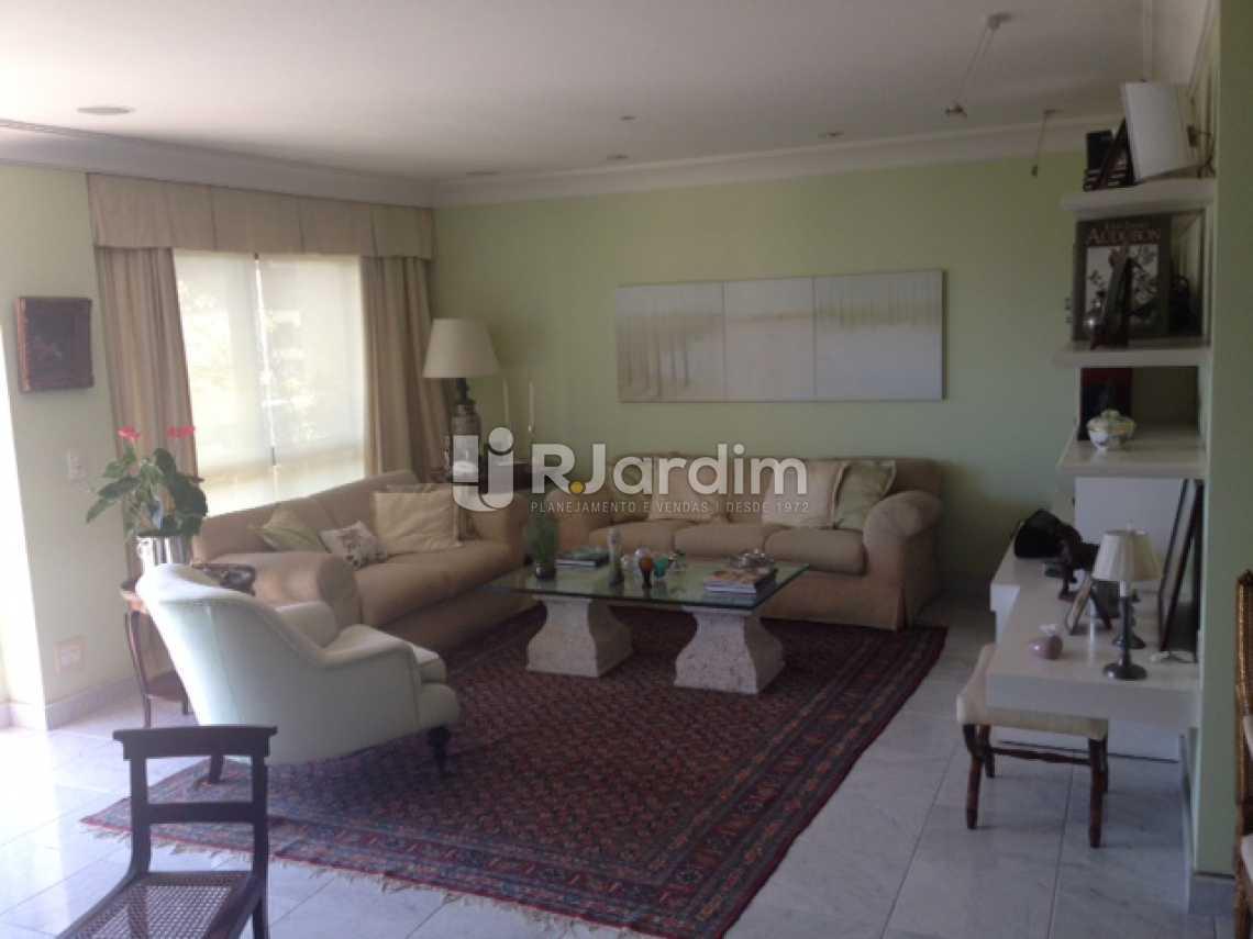 Salão - Apartamento À Venda - Lagoa - Rio de Janeiro - RJ - LAAP31249 - 13