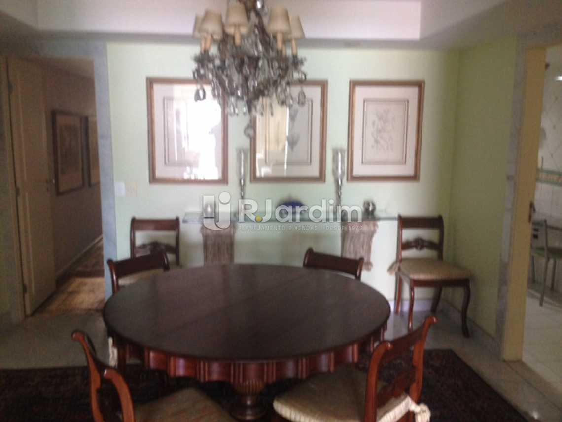 Sala de Jantar - Apartamento À Venda - Lagoa - Rio de Janeiro - RJ - LAAP31249 - 15