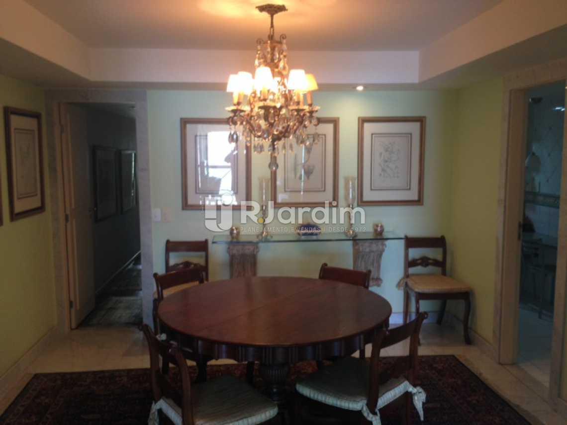 Sala de Jantar - Apartamento À Venda - Lagoa - Rio de Janeiro - RJ - LAAP31249 - 16