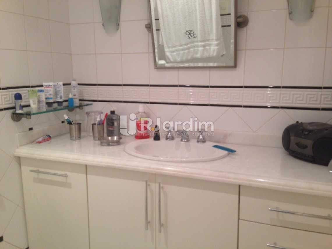 Banheiro - Apartamento À Venda - Lagoa - Rio de Janeiro - RJ - LAAP31249 - 18