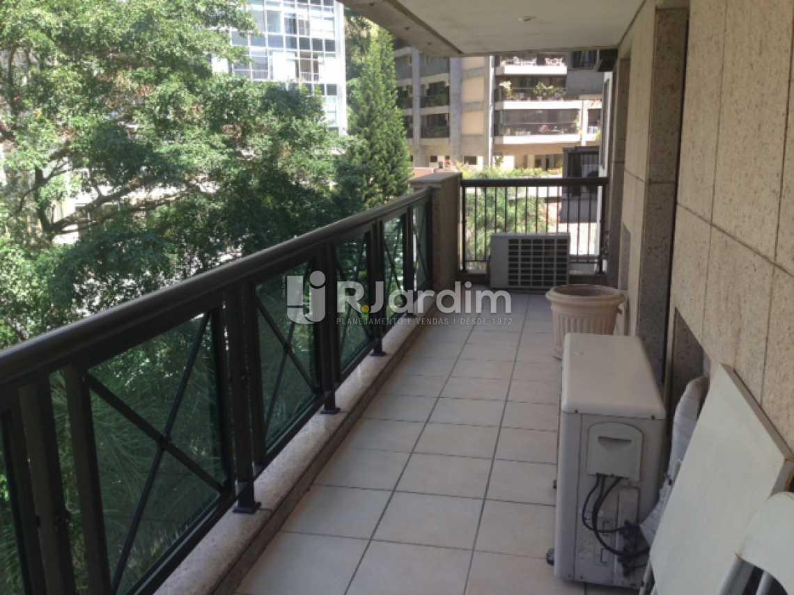 Varandão - Apartamento À Venda - Lagoa - Rio de Janeiro - RJ - LAAP31249 - 20