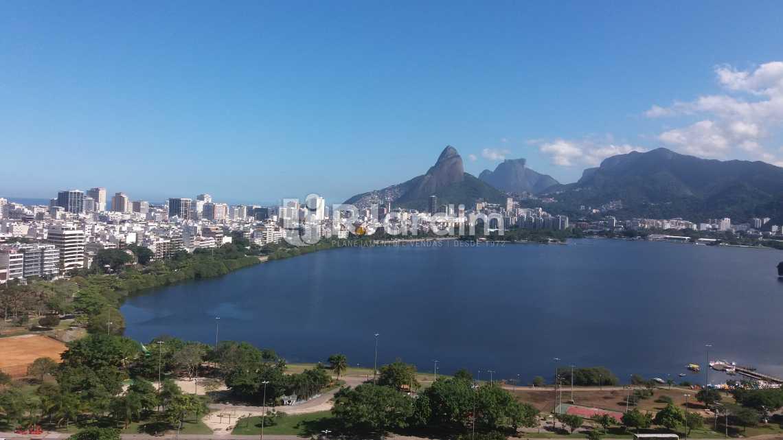 Lagoa - Apartamento À Venda - Lagoa - Rio de Janeiro - RJ - LAAP31249 - 1
