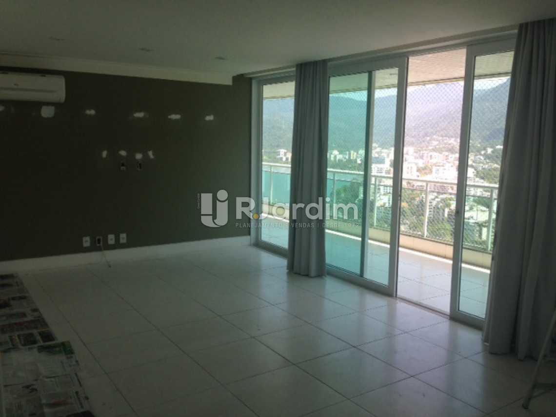 Salão - Apartamento Padrão Residencial Humaitá - LAAP31250 - 4