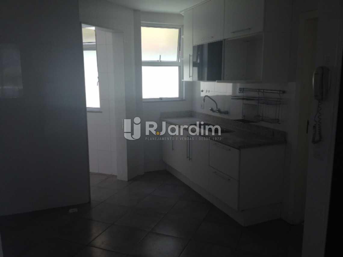 Copa-cozinha - Apartamento Padrão Residencial Humaitá - LAAP31250 - 18