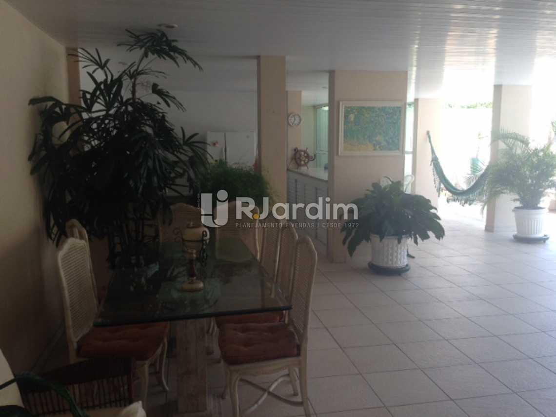 Playground - Apartamento Padrão Residencial Humaitá - LAAP31250 - 22