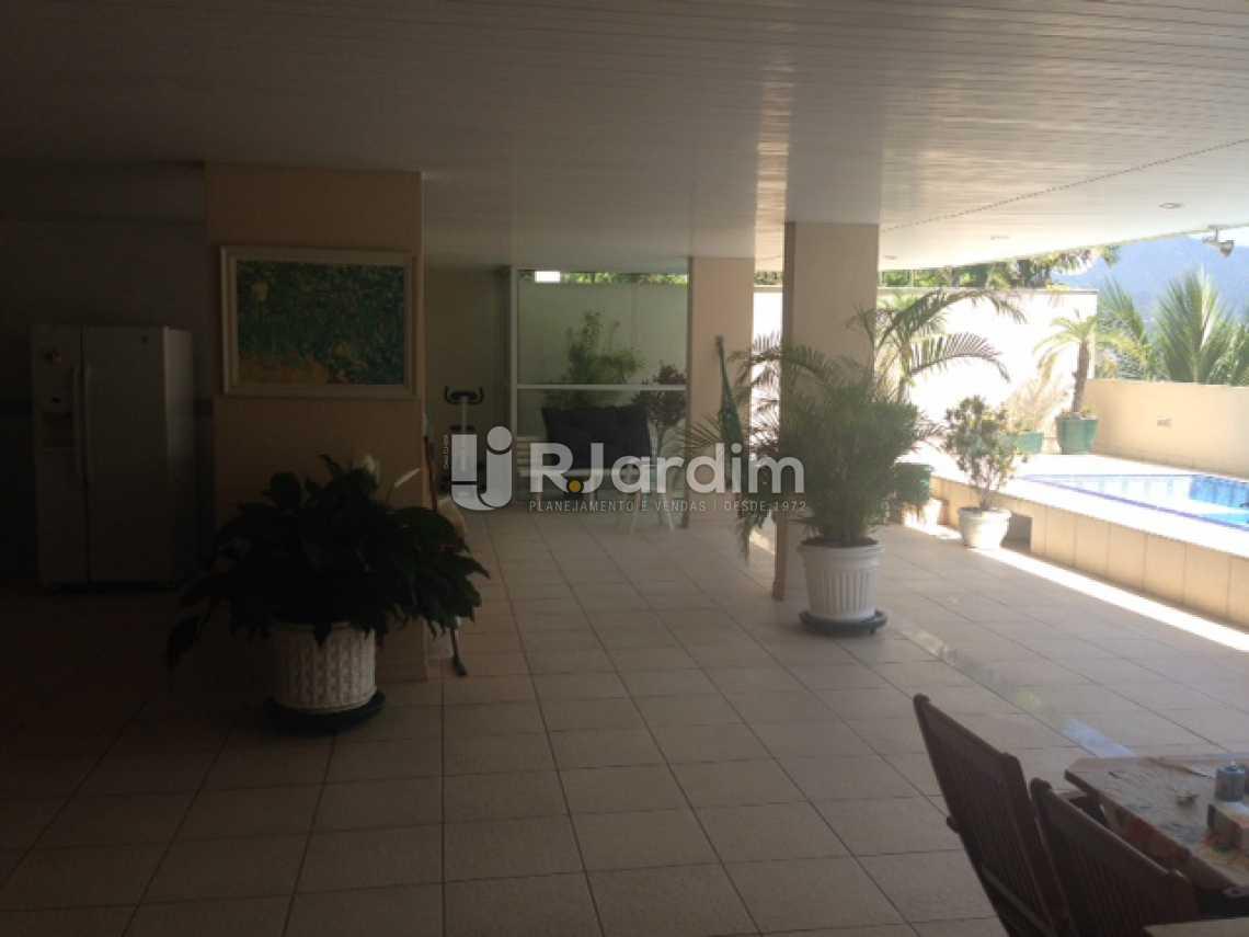 Playground - Apartamento Padrão Residencial Humaitá - LAAP31250 - 23