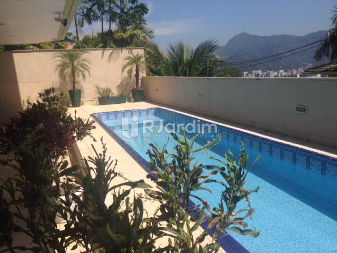 Piscina - Apartamento Padrão Residencial Humaitá - LAAP31250 - 24