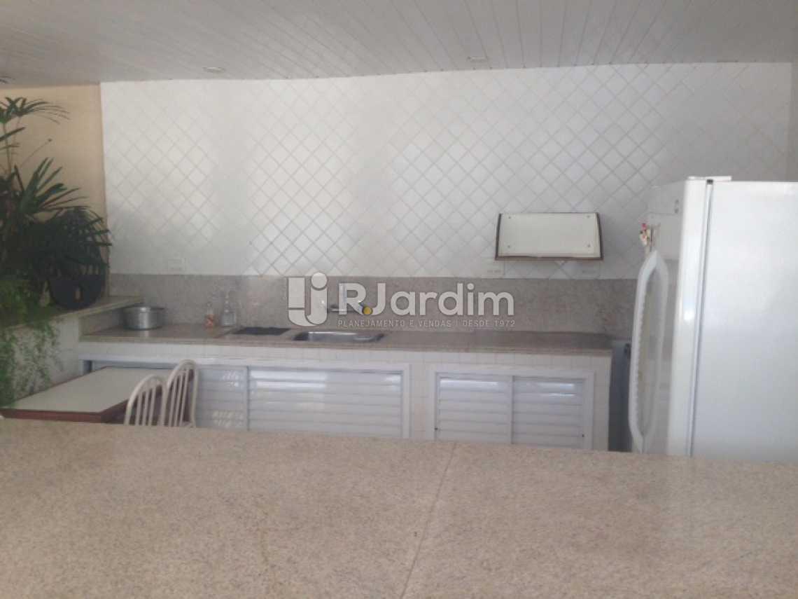 Espaço Gourmet - Apartamento Padrão Residencial Humaitá - LAAP31250 - 25