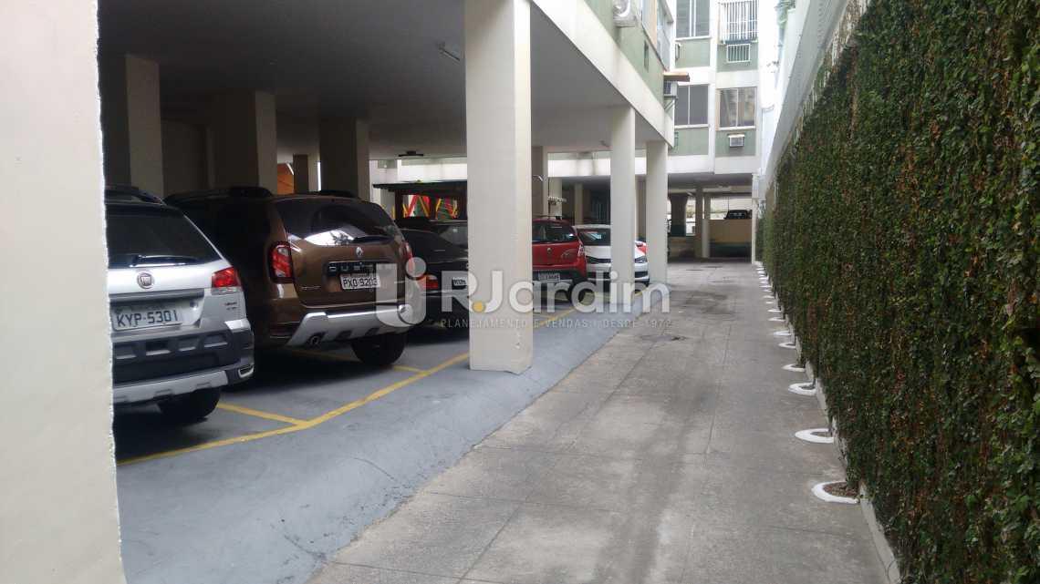 garagem  - Apartamento Residencial Jardim Botânico - LAAP31252 - 13