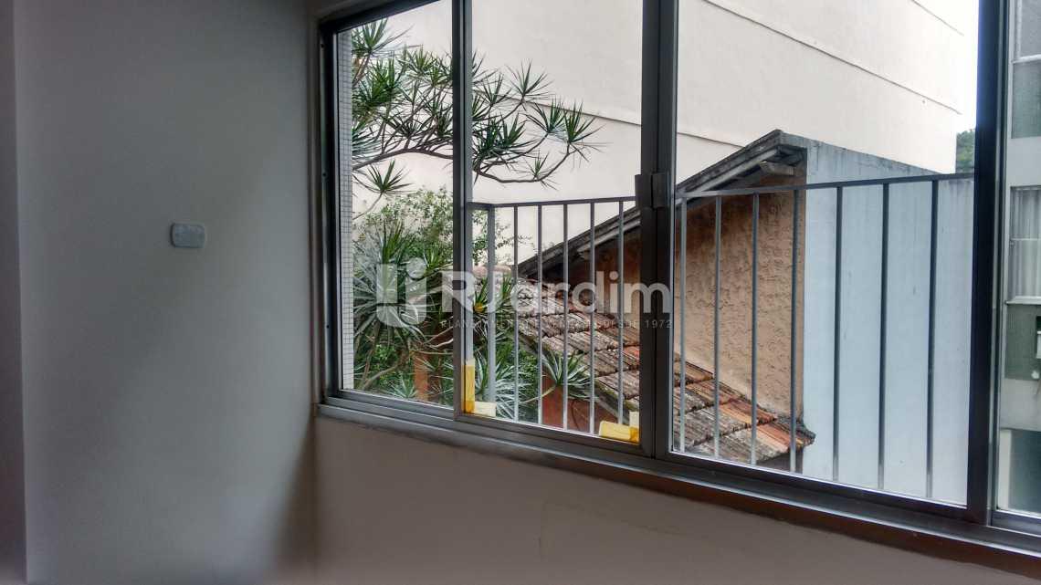 Vista sala  - Apartamento Residencial Jardim Botânico - LAAP31252 - 1