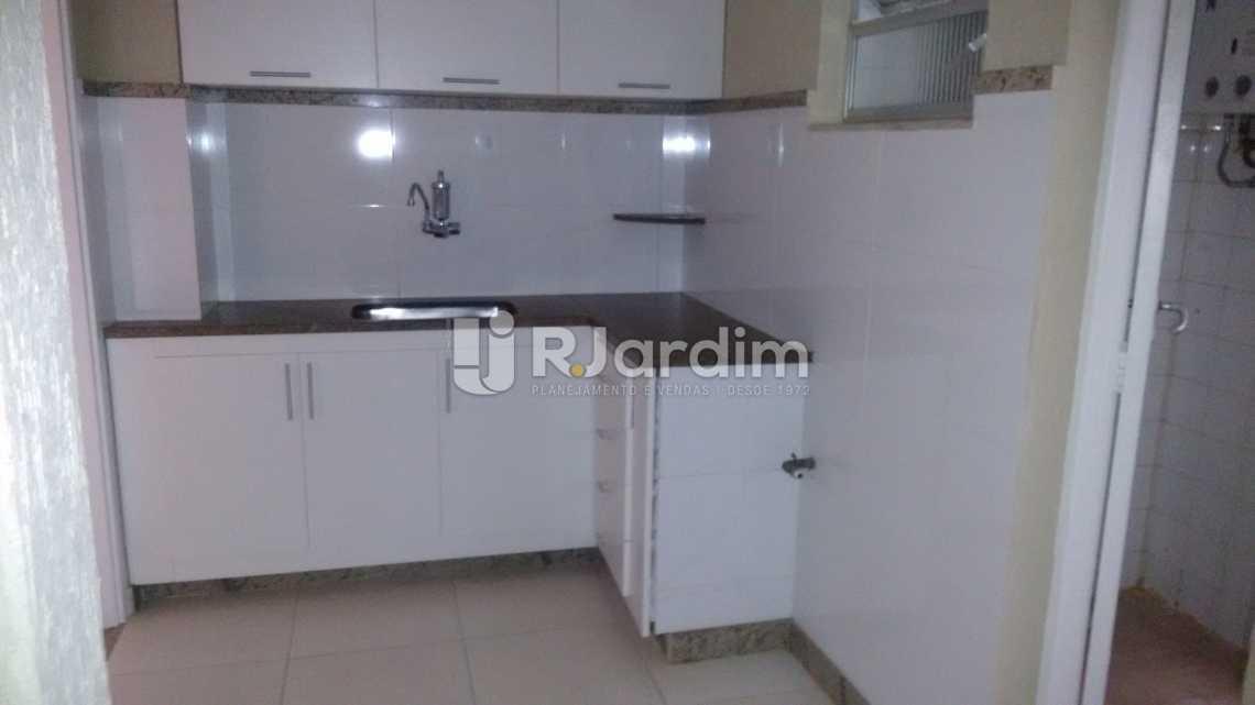 cozinha  - Apartamento Residencial Jardim Botânico - LAAP31252 - 9