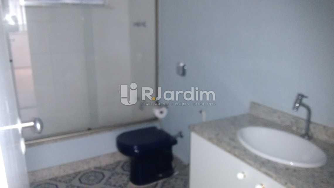 banheiro social - Apartamento Residencial Jardim Botânico - LAAP31252 - 8