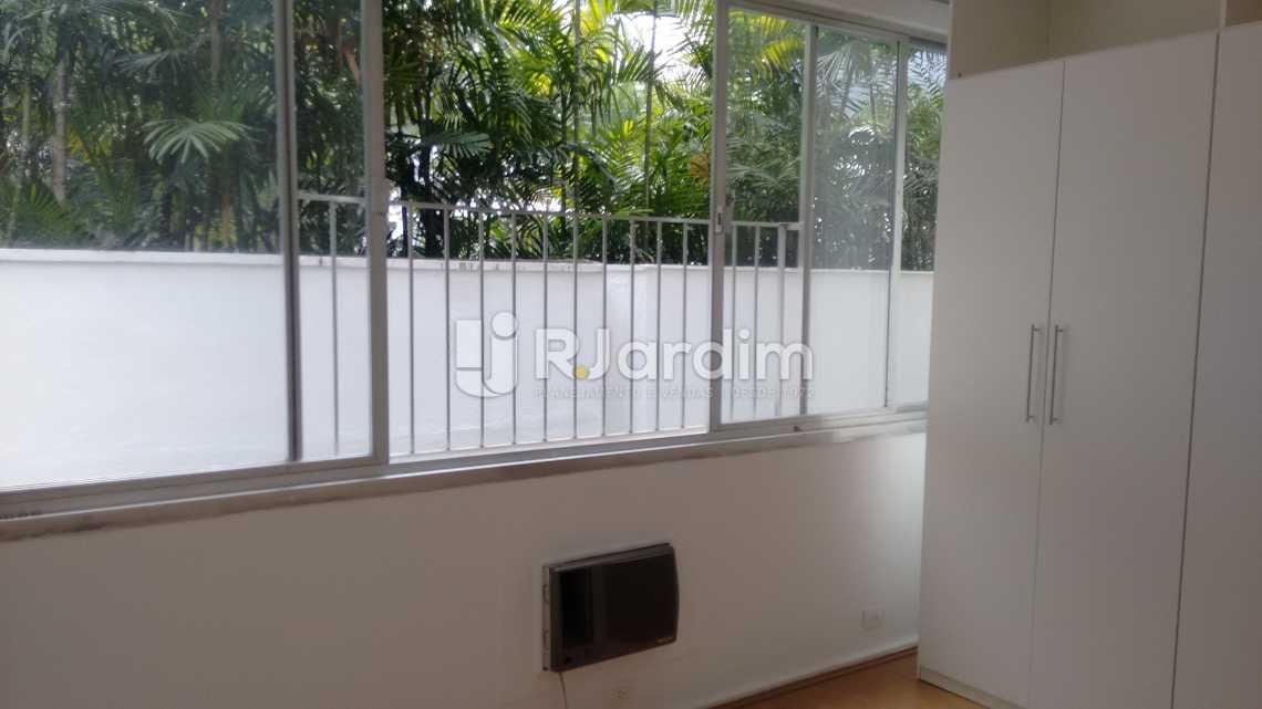 vista /quarto  - Apartamento Residencial Jardim Botânico - LAAP31252 - 7