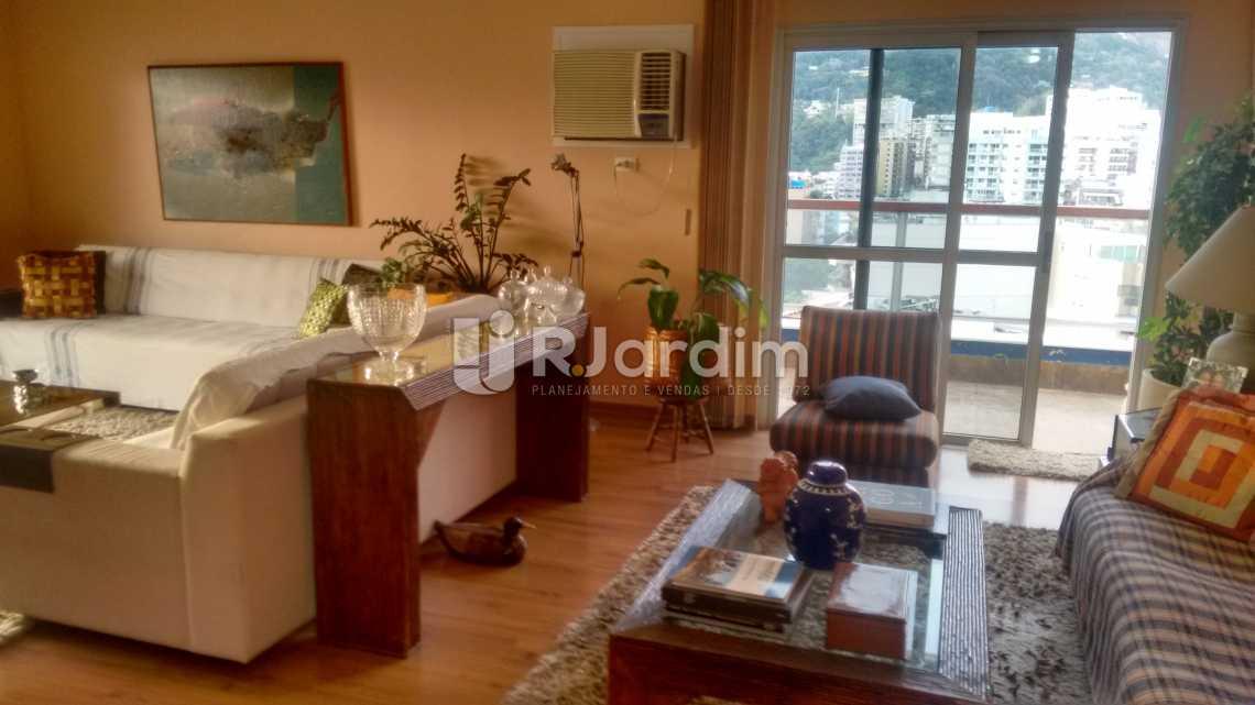 sala  - Cobertura Residencial Lagoa - LACO40108 - 6