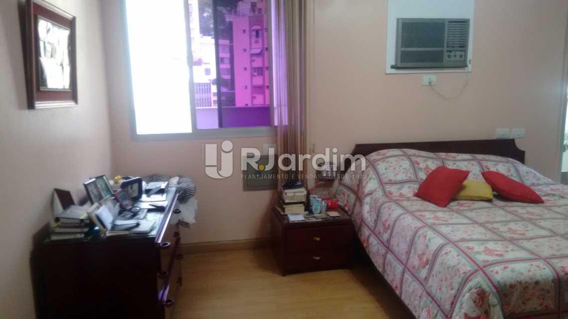 suite  - Cobertura Residencial Lagoa - LACO40108 - 14