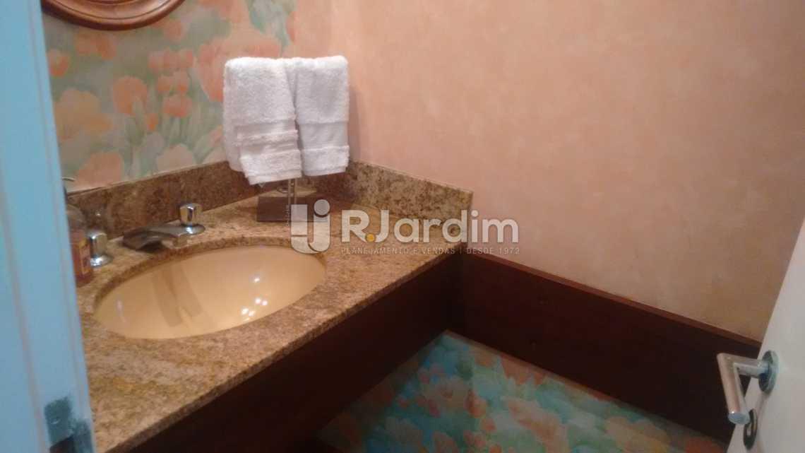 lavabo  - Cobertura Residencial Lagoa - LACO40108 - 19