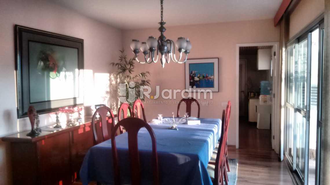 sala ( segundo ambiente ) - Cobertura Residencial Lagoa - LACO40108 - 17
