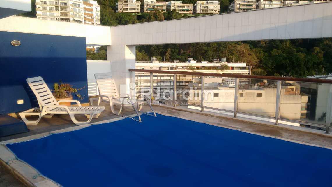 piscina  - Cobertura Residencial Lagoa - LACO40108 - 18